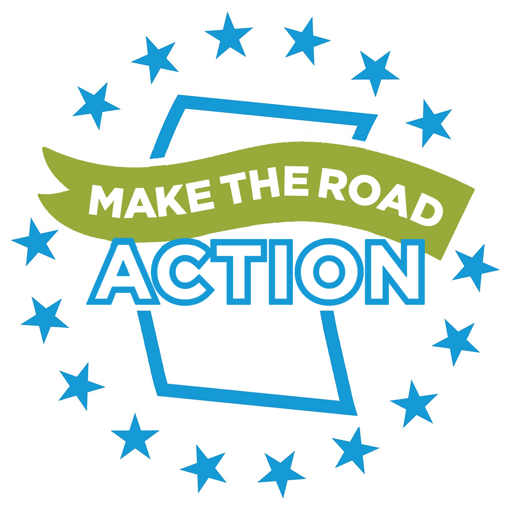 make the road action logo
