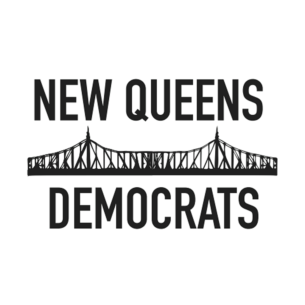 New Queens-Democrats logo