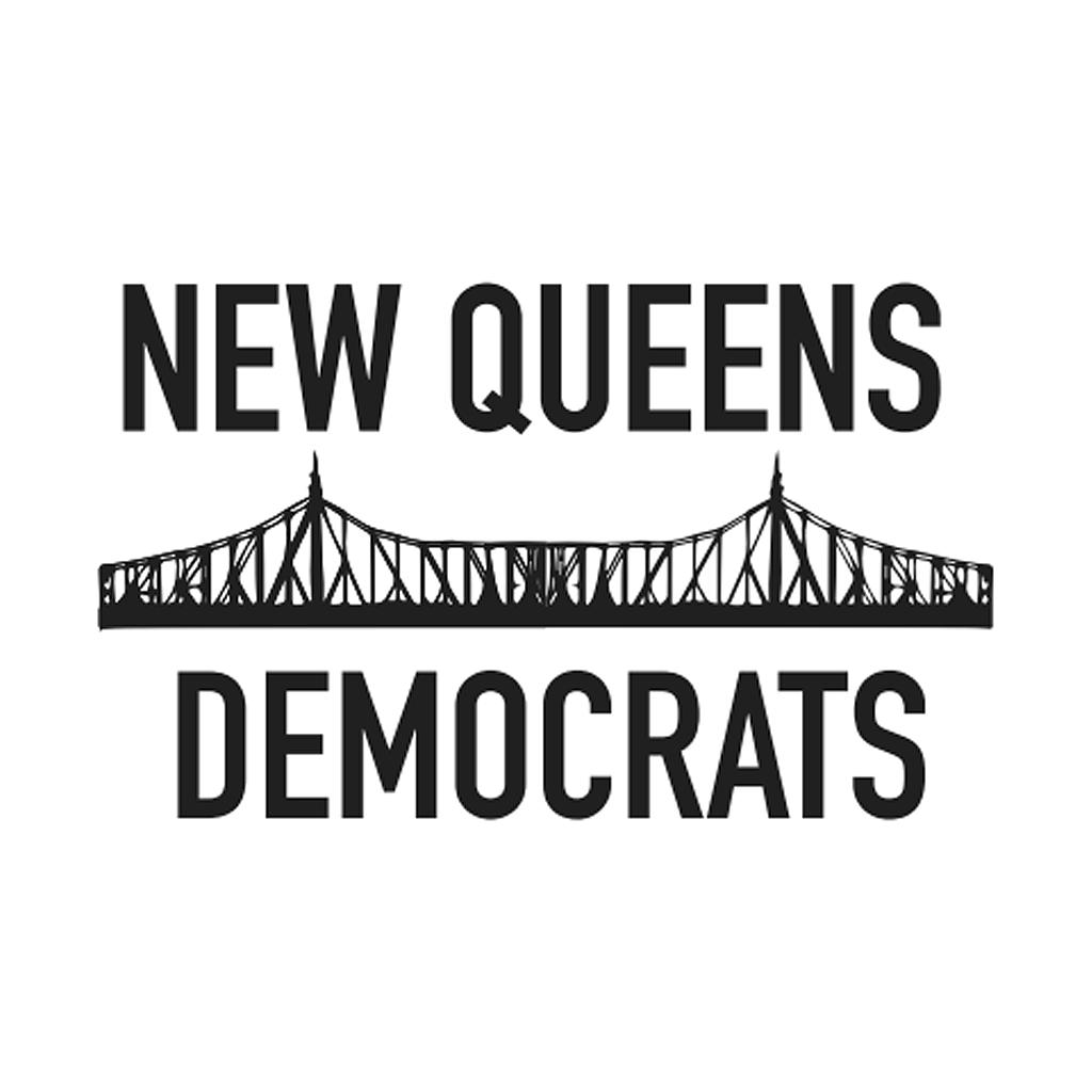 New Queens-Democrats logo