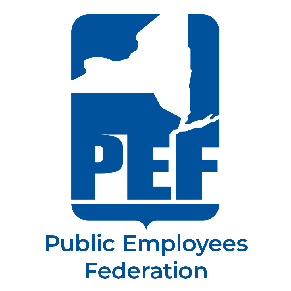 Public Employees Federation logo