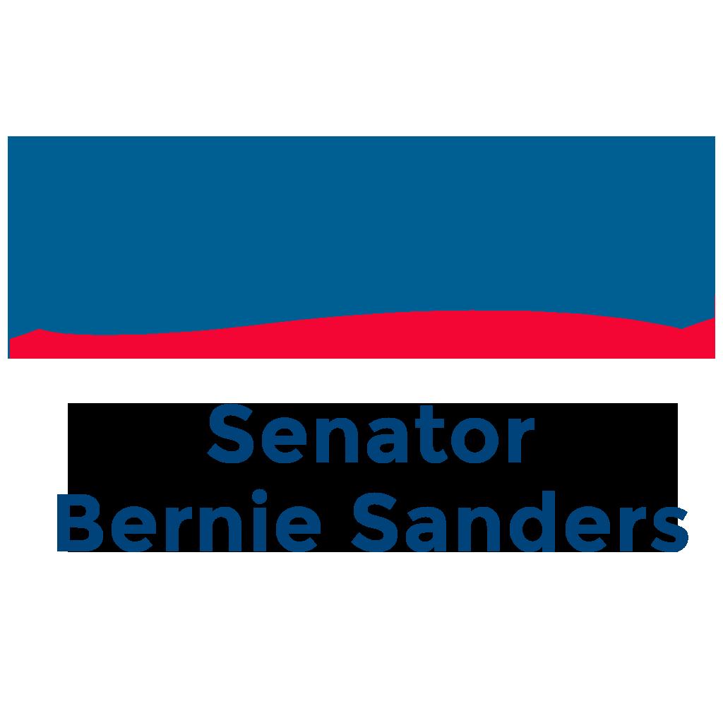 Senator Bernie Sanders logo