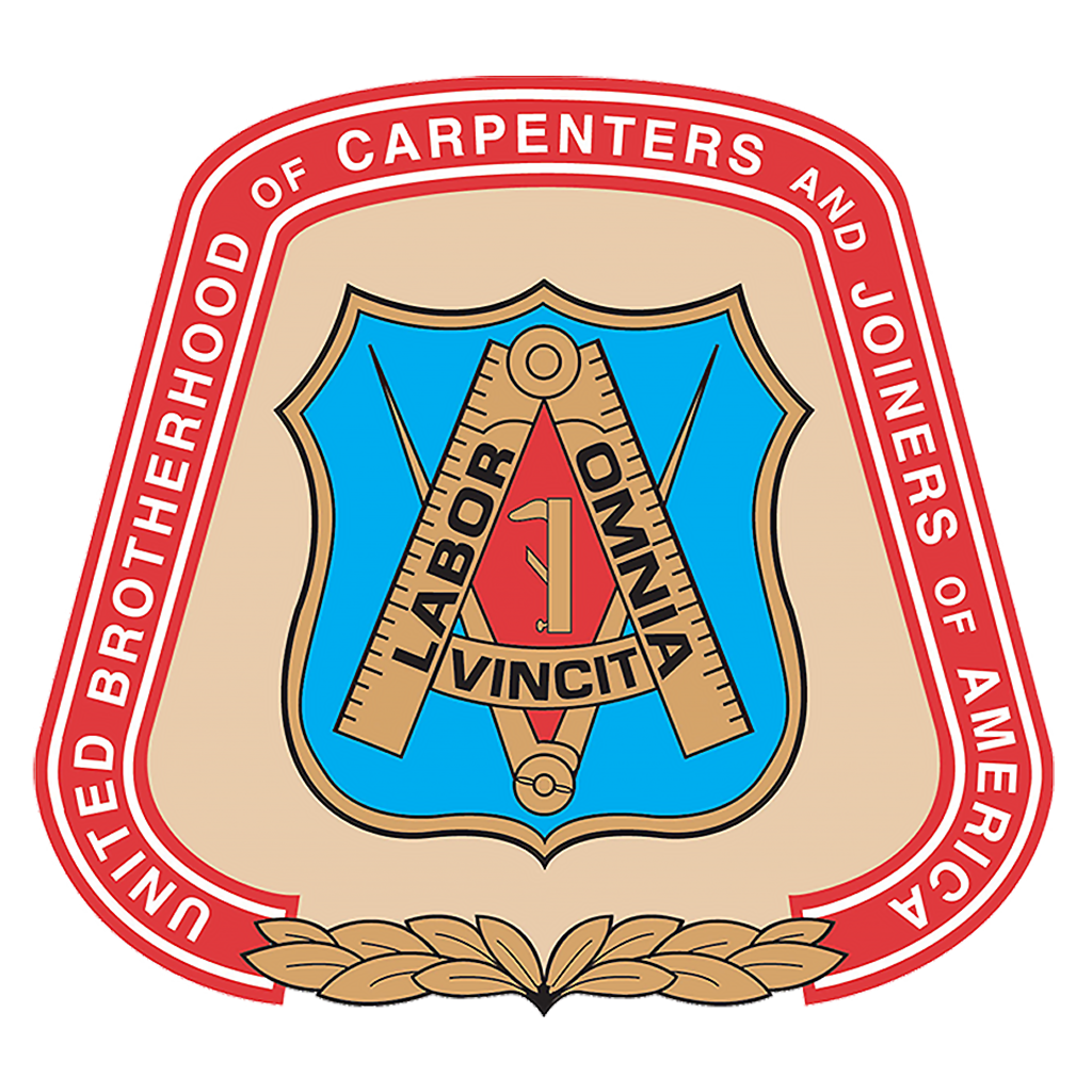 United Brotherhood of Carpenters and Joiners of America UBCJA logo